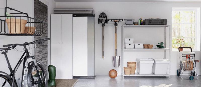 Nibe S-serie, de intelligente nieuwe generatie warmtepompen