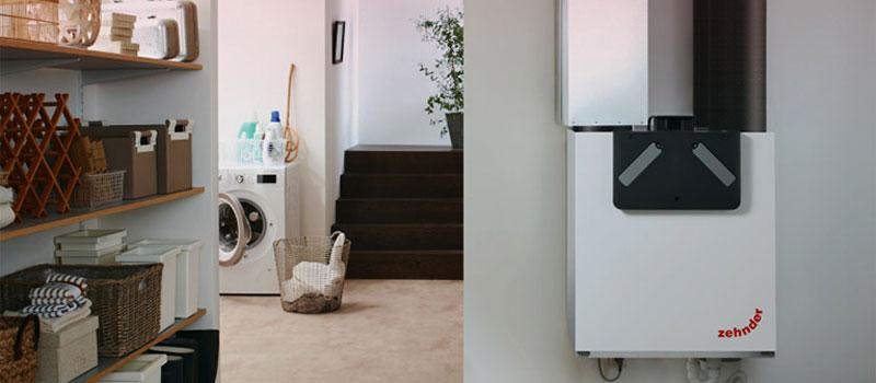 Climate Switch van Zehnder haalt meer uit het ventilatiesysteem