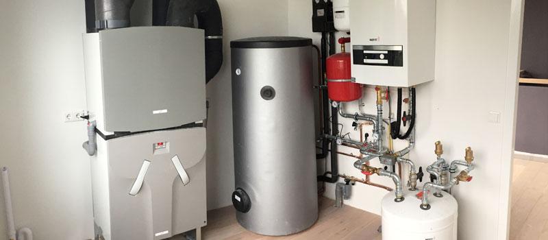 Geavanceerd installatieontwerp resulteert in een EPC van -0,05: een energiewinst van meer dan 100%