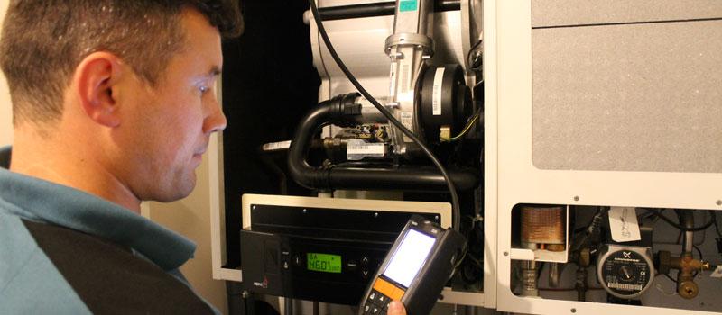 Verhees en van Dijk, erkend installateur Techniek Nederland en InstallQ voor centrale verwarming