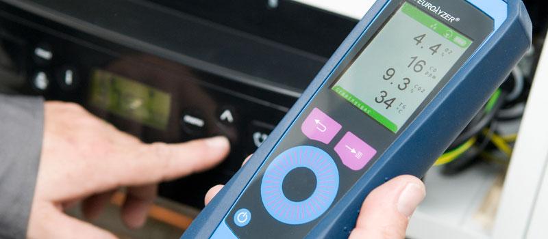 Service en onderhoud van uw centrale verwarming met een cv-ketel onderhoudsabonnement.