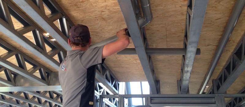 Installatietechniek door ervaren vakmensen voor duurzame energie, verwarming, loodgieterswerk en sanitair.