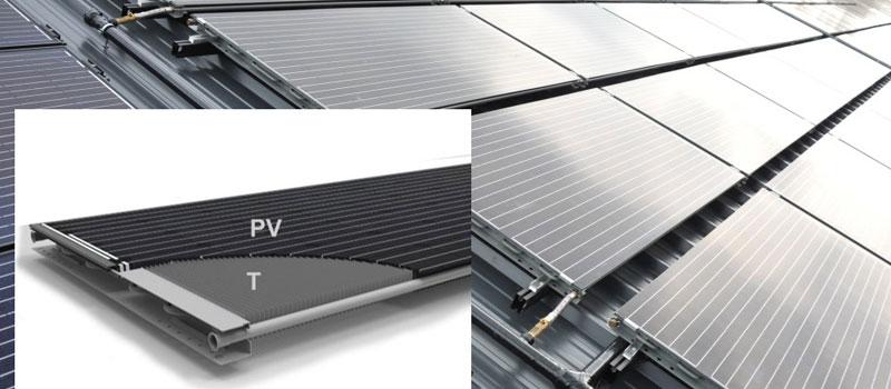 Nibe water/water-warmtepomp en Triple Solar PVT-panelen, een succesvolle combinatie